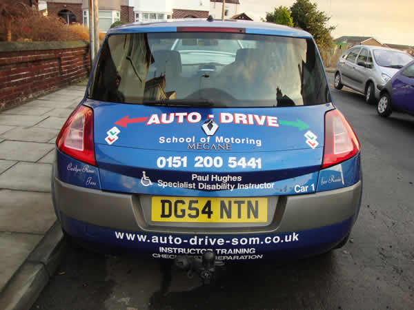 Auto Drive Car Wirral Driving School