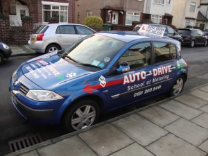 Autodrive Wirral driving school